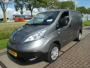 NISSAN - NV 200 ELECTRIC