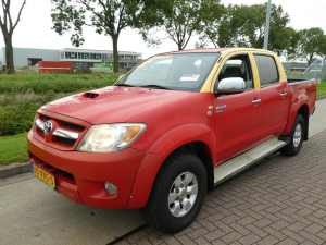 TOYOTA - HILUX  3.0 DCI