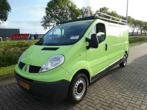 RENAULT - TRAFIC 2.0 DCI L2H1