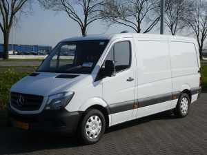 MERCEDES-BENZ - SPRINTER 314 CDI L2H