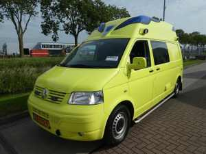 VOLKSWAGEN - TRANSPORTER Ambulanc