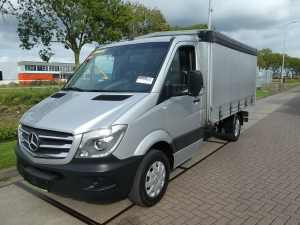 MERCEDES-BENZ - SPRINTER 319 CDI