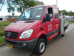 MERCEDES-BENZ - SPRINTER 319 CDI D.C