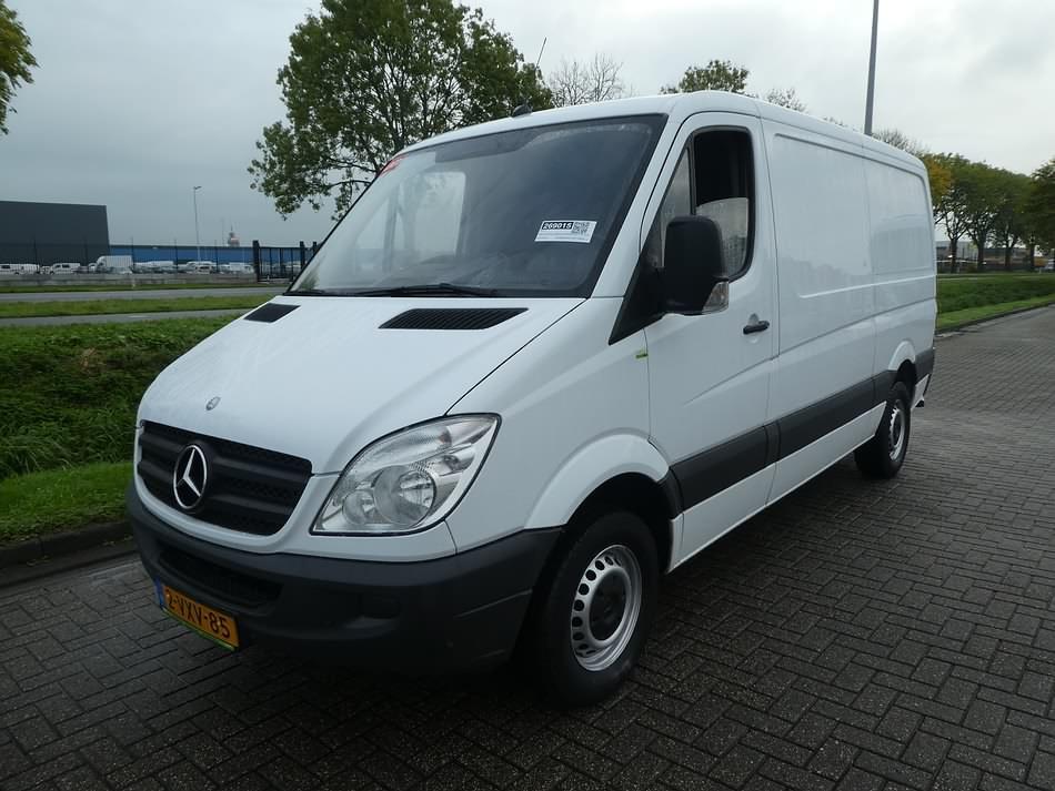 Mercedes Van Price >> Mercedes Benz Sprinter 313 Cdi Kleyn Vans