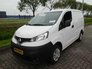 NISSAN - NV 200 1.5 DCI
