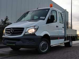 MERCEDES-BENZ - SPRINTER 510 CDI