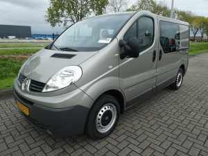 RENAULT - TRAFIC 2.0 DCI 115 D