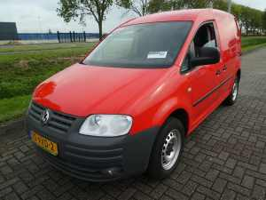 VOLKSWAGEN - CADDY 2.0 CNG