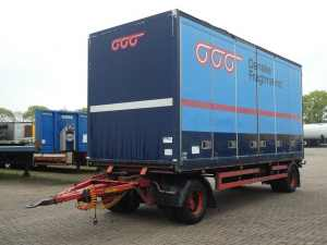 ONBEKEND - 2 AXLE BOX