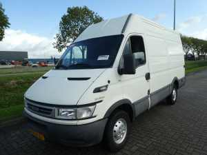 IVECO - DAILY 35 C 12