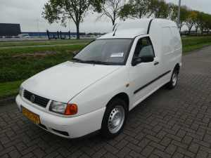 VOLKSWAGEN - CADDY 1.9 SDI