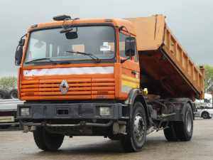 RENAULT - G 270 MANAGER