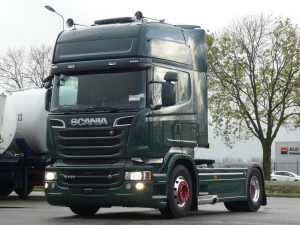SCANIA - R730