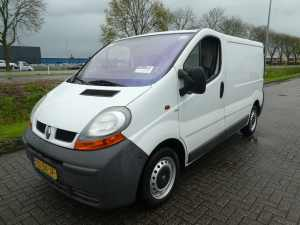 RENAULT - TRAFIC 1.9 DCI