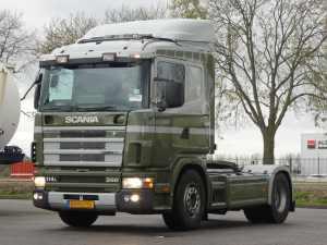 SCANIA - R114.380
