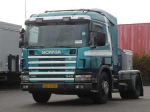 SCANIA - P114.340