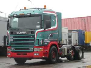 SCANIA - R124.420
