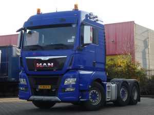 M.A.N. - 26.560 TGX