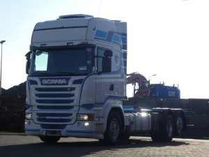 SCANIA - R450