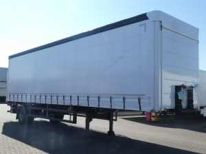KLEYN TRAILERS - PRSHTRI 1 AXLE CITY