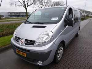 RENAULT - TRAFIC 2.5 DCI