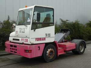FERRARI - FYT220 YARD