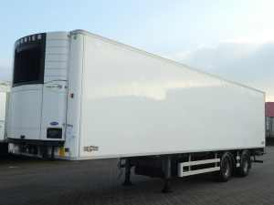 CHEREAU - 2 AXLE LIFT