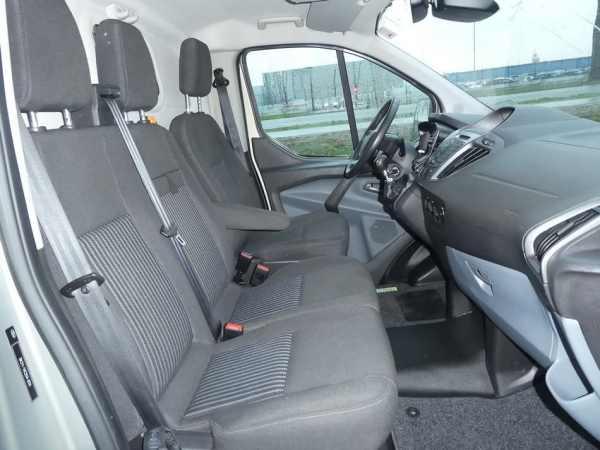 ford transit custom 2 2 kleyn vans. Black Bedroom Furniture Sets. Home Design Ideas