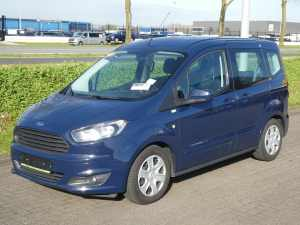 FORD - TRANSIT COURIER