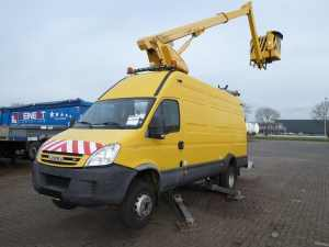 IVECO - DAILY 65