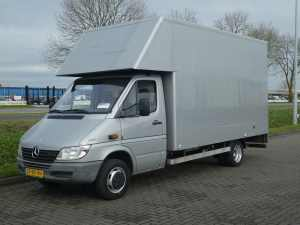 MERCEDES-BENZ - SPRINTER 416 CDI BOX