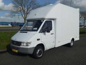 MERCEDES-BENZ - SPRINTER 412D
