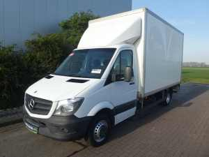 MERCEDES-BENZ - SPRINTER 516 CDI