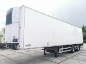 CHEREAU - 11.1M INSIDE 2 AXLES
