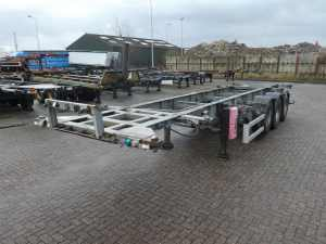 ONBEKEND - PNP 20-30FT TANK