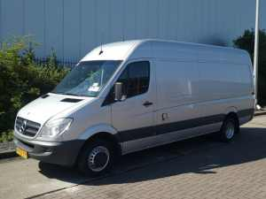 MERCEDES-BENZ - SPRINTER 518