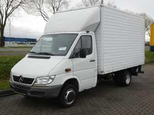 MERCEDES-BENZ - SPRINTER 416 CDI