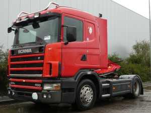 SCANIA - R124.400