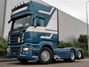 SCANIA - R580