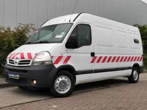 NISSAN - INTERSTAR 2.5