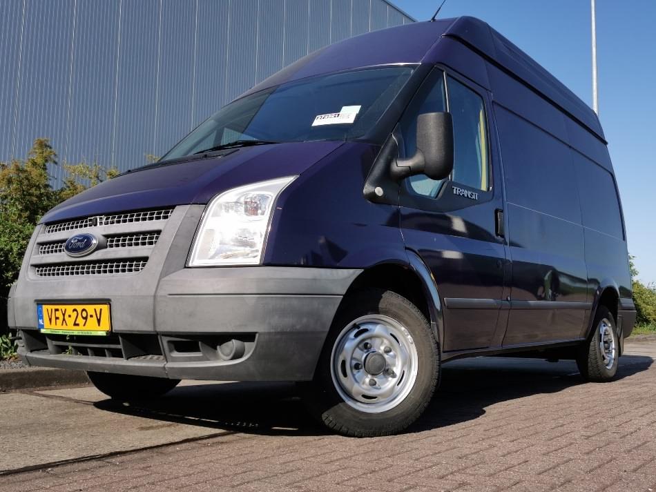 Ford Transit 2 2 Kleyn Vans