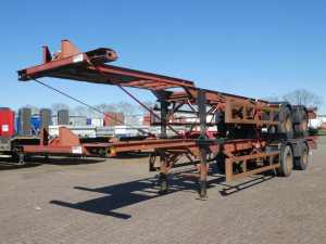 PACTON - 40 FT 2 AXLES BPW
