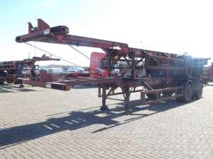 NETAM - 40 FT 2 AXLES BPW