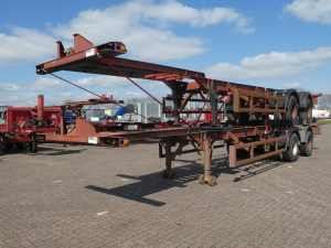 ACKERMANN FRUEHAUF - 40 FT 2 AXLES BPW