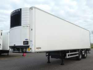 CHEREAU - 2 AXLE CARRIER VECTO