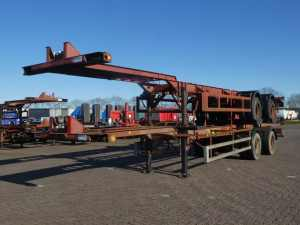 VIBERTI - 40 FT 2 AXLES BPW