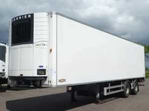 CHEREAU - 2 AXLE TAILLIFT