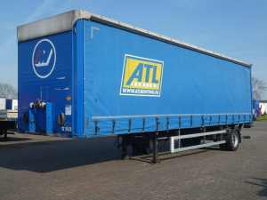 SYSTEM TRAILERS - 1 AXLE CITY