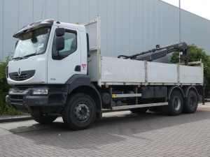 RENAULT - KERAX 380