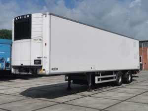 CHEREAU - 2 AXLES TAILLIFT